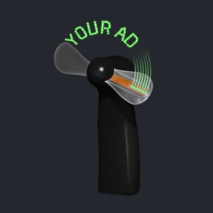 Battery Operated Hand Fan