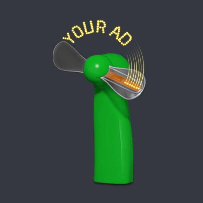 Mini Handy Fan